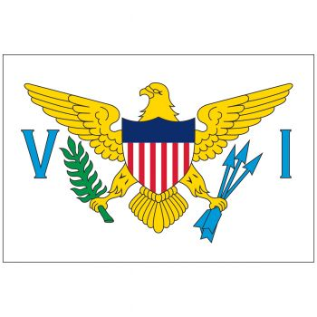 Outdoor US Virgin Island Flag