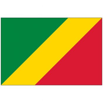 Congo Republic Flag