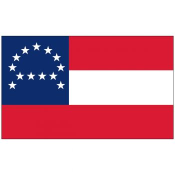 General Lee's Headquarters Dyed Nylon Flag