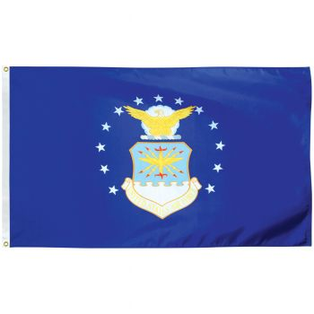 Outdoor US Air Force Flag