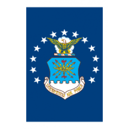 "12"" x 18"" US Air Force Garden Flag"