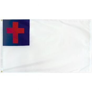 Outdoor Christian Flag