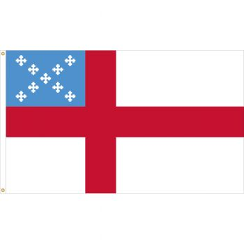 Outdoor Episcopal Flag