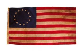 3' x 5' Heritage Betsy Ross