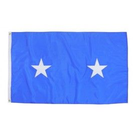 Outdoor US Air Force Major General Flag