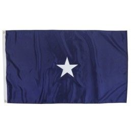 Outdoor US Navy 1 Star Admiral Flag