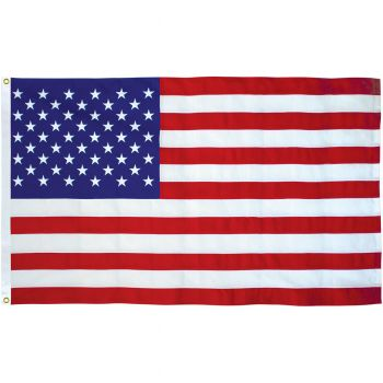 Duratex Knit Polyester US Flag