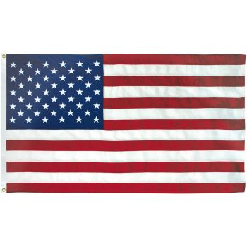 2 Ply Polyester US Flag